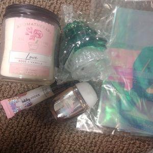 Bath and body works gift kits
